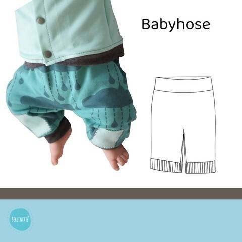 Ebook Babyhose Gr. 50-80