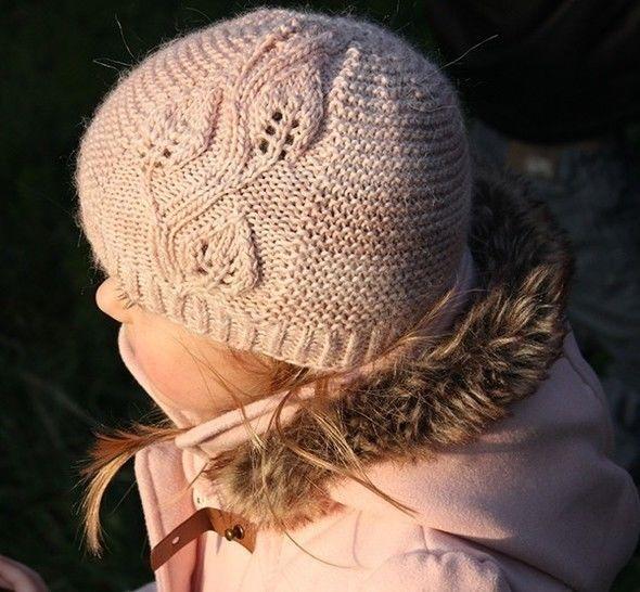 A Leaf Falls - Bonnet  et col enfants et adultes - Tricot chez Makerist - Image 1
