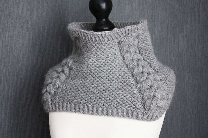 Back to Scowl - Col - Tricot chez Makerist - Image 1