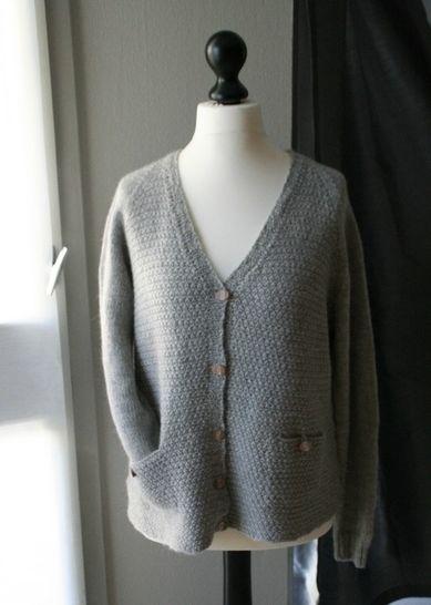Comfort Zone - Gilet femme XS-3XL - Tricot chez Makerist - Image 1