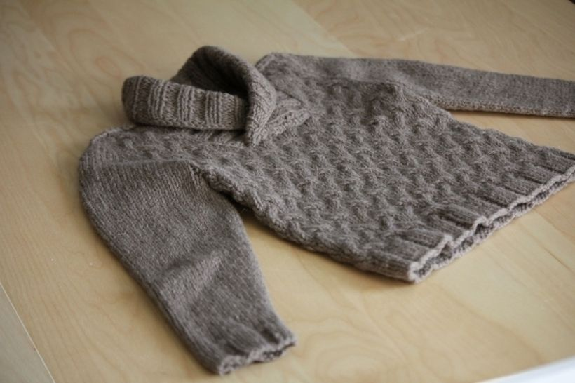 Gaston - Pull enfant 1-12a - Tricot chez Makerist - Image 1