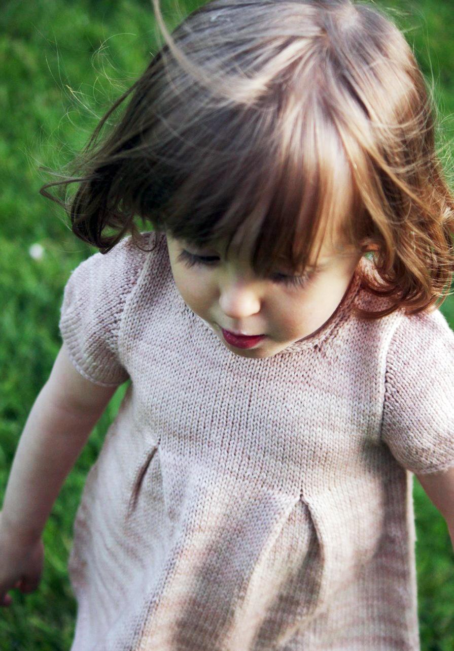 Petite Lisette - Tunique fillette 6m-10a - Tricot