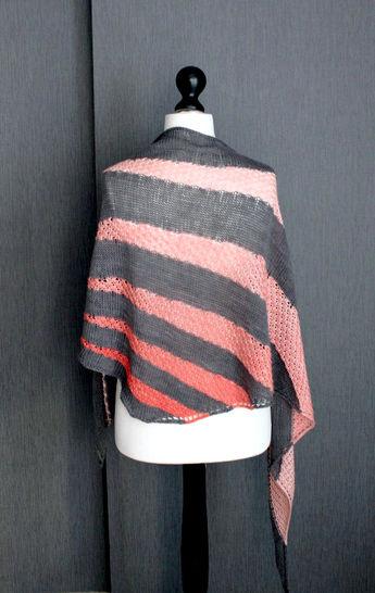 Soften Châle - Tricot chez Makerist - Image 1