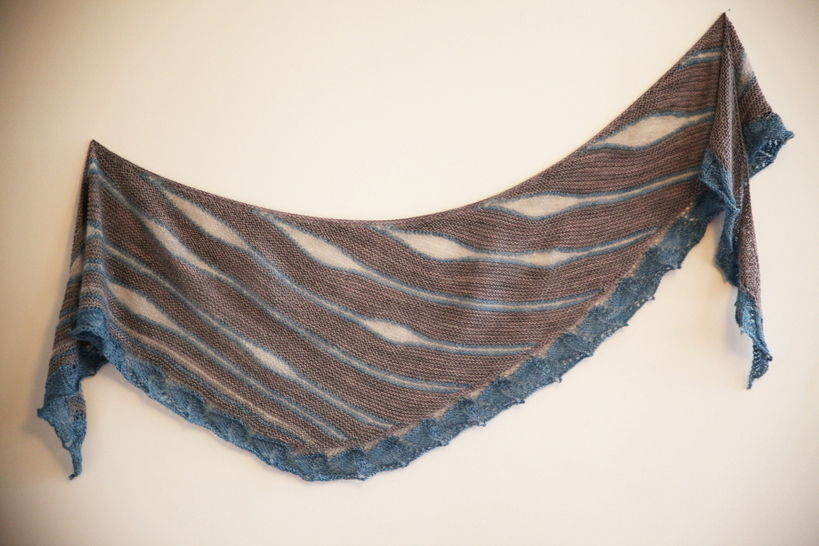 Northern Sky Shawl - Knitting at Makerist - Image 1
