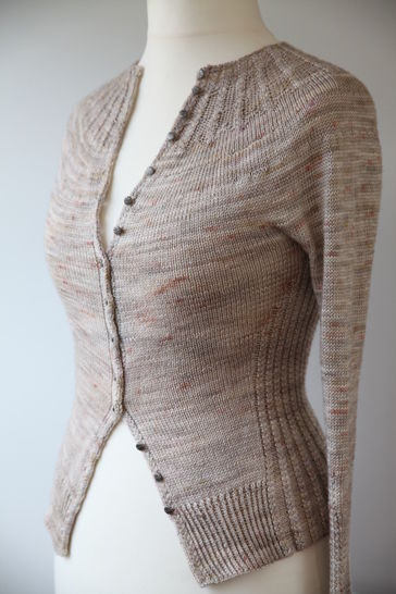 Pride and Prejudice Cardigan - Knitting at Makerist - Image 1