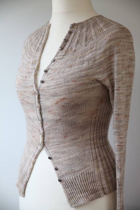 Pride and Prejudice Cardigan - Knitting at Makerist