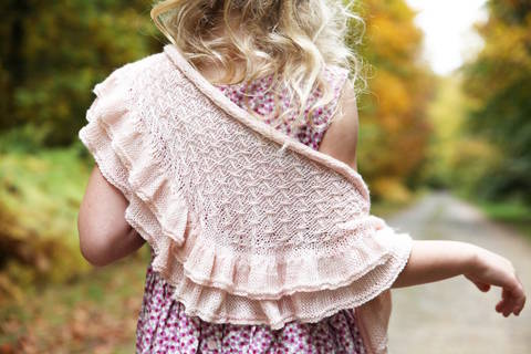 Sweet Helstone Shawl - Knitting at Makerist