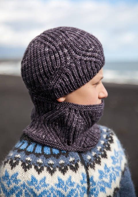 Vegvisir Cowl and Hat - Knitting at Makerist