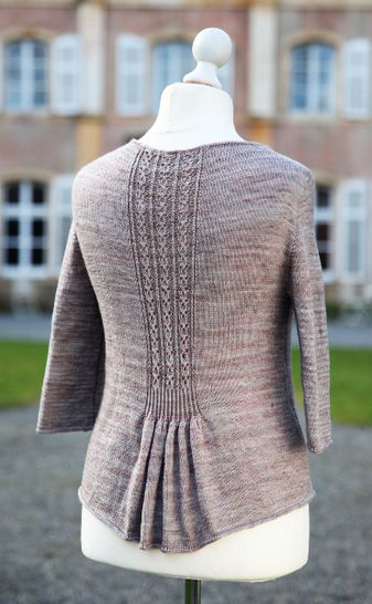 Hampton Court Cardigan - Knitting at Makerist - Image 1