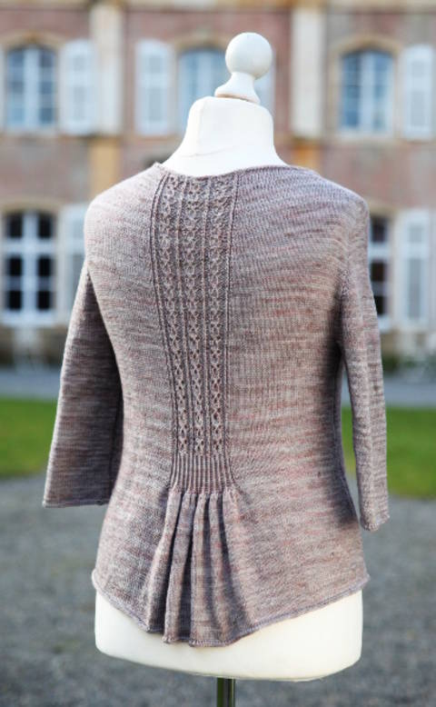 Hampton Court Cardigan - Knitting at Makerist