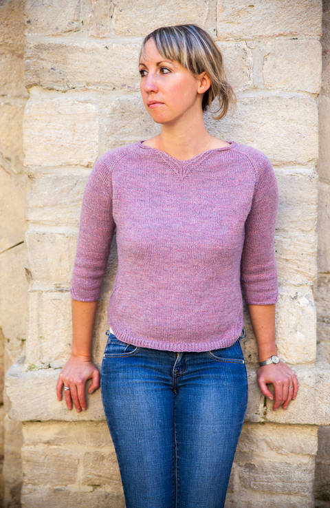 Simplicity Jumper - Knitting  at Makerist