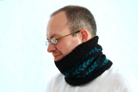 Fast Forward Cowl - Knitting at Makerist
