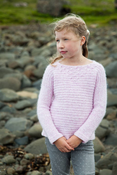 Isay Children's Jumper - Knitting at Makerist