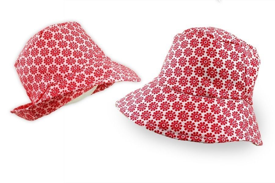 Summer Hat for Women and Girls - Sewing Pattern