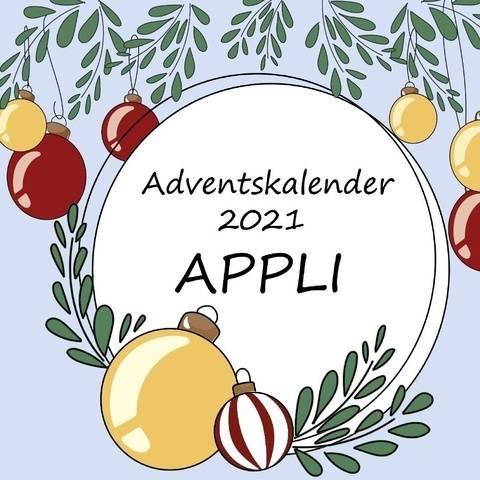 Adventskalender 2021 - APPLI