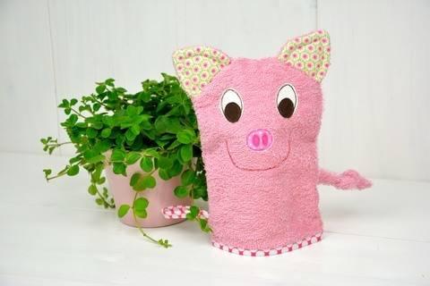 E-Book Waschlappen Schwein Privatnutzung bei Makerist