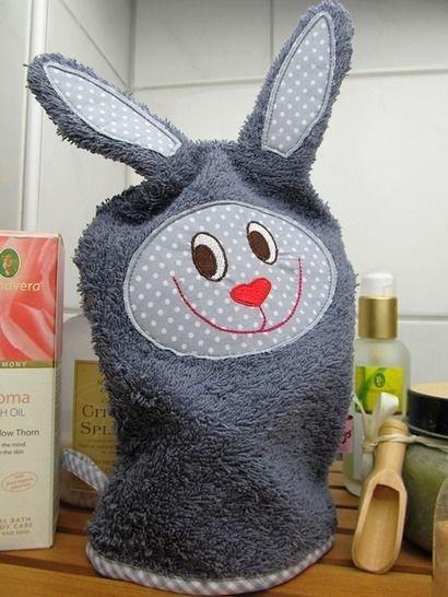 E-Book Waschlappen Hase Privatnutzung bei Makerist - Bild 1