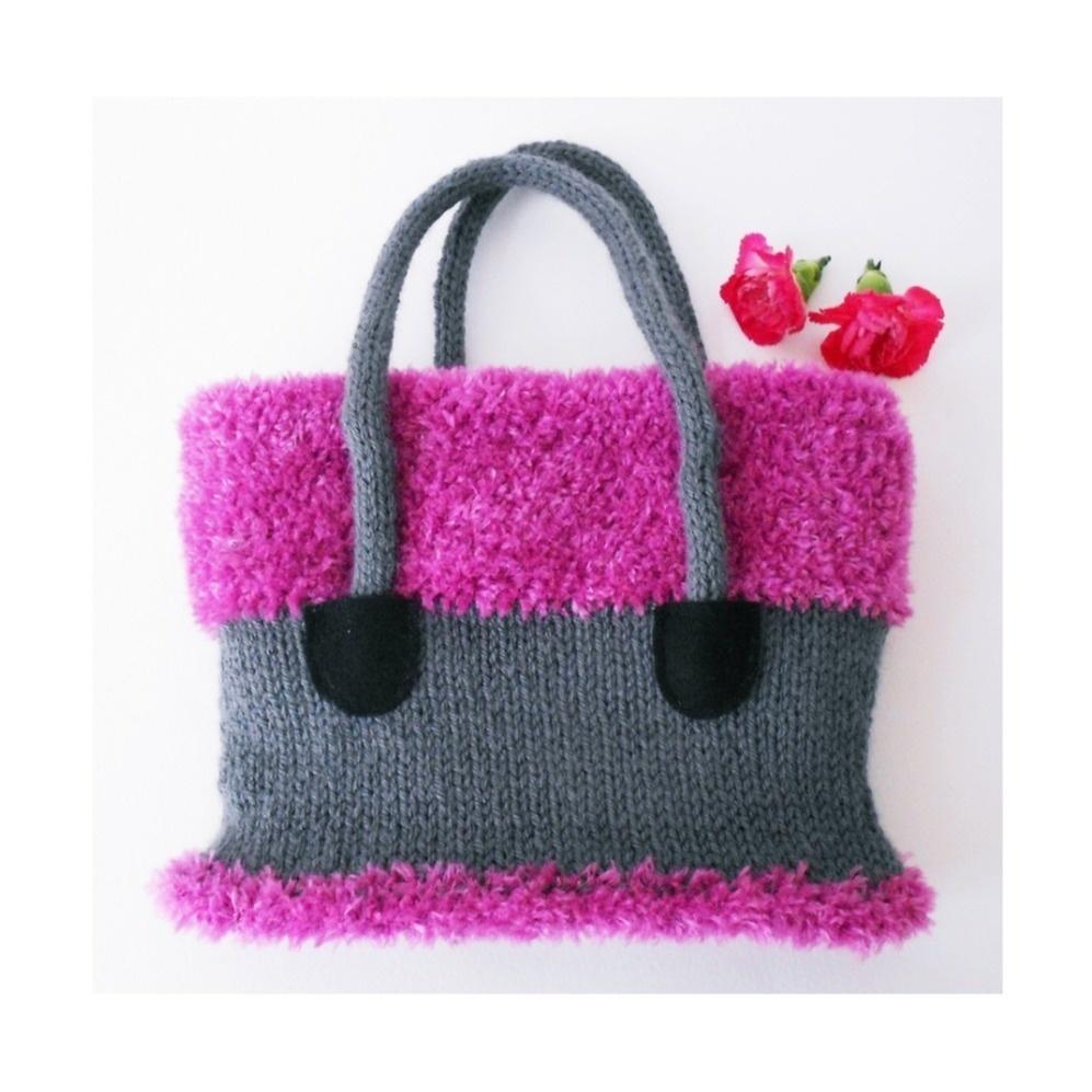 Girly fur Bag