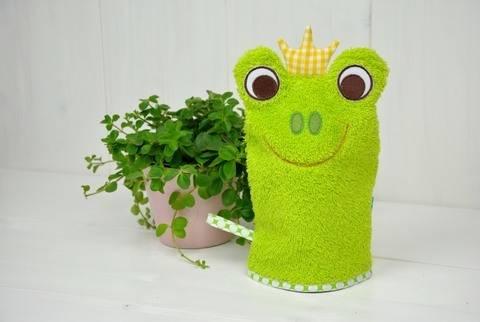 E-Book Waschlappen Frosch Privatnutzung bei Makerist