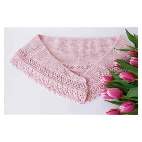 Tenderness shawl