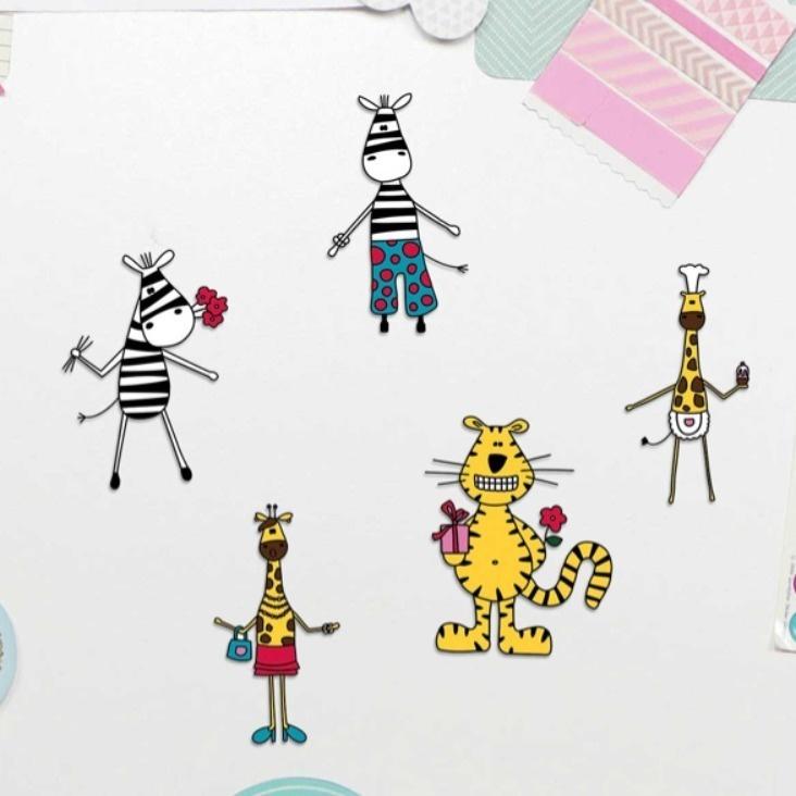Zoo Sticker Download Sticker