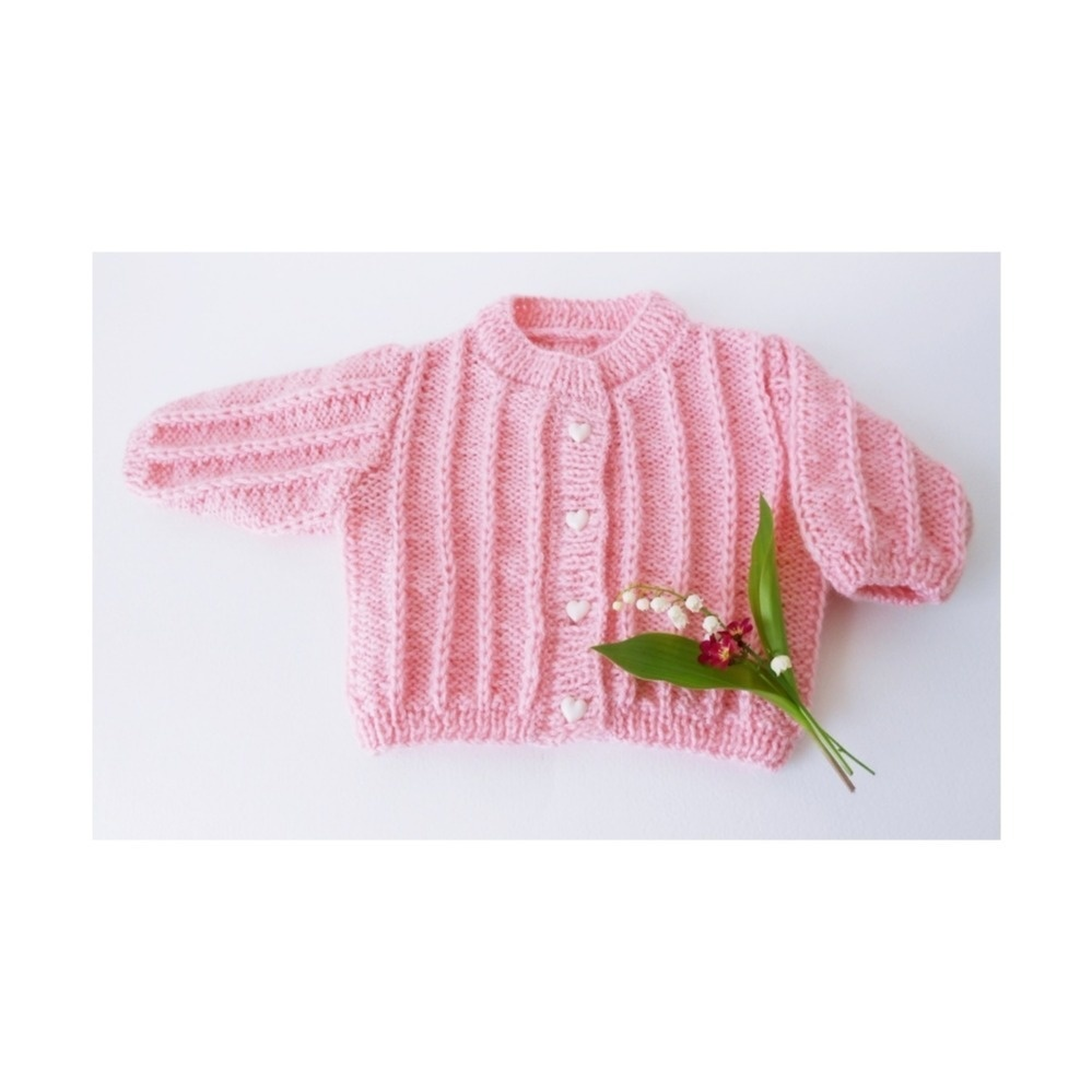 Hawthorn cardigan for child