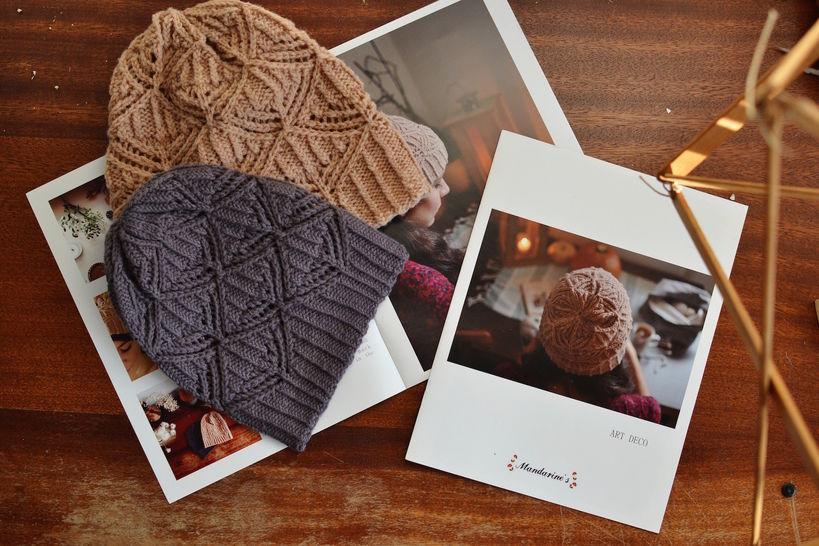 Art Deco - Knitting at Makerist - Image 1