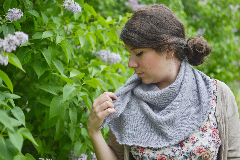 Blóm - Knitting