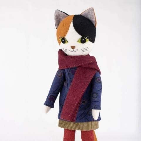 16 inch Doll Clothes, Autumn Outfit