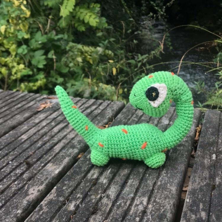 Kïto, le dinosaure rêveur de nuit