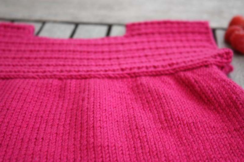 Baby Blouse - 3-18mois - tricot