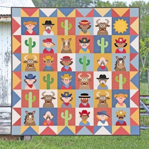 The OK Corral - Quilt Pattern