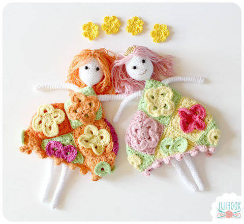 Granny Princess - Crochet at Makerist
