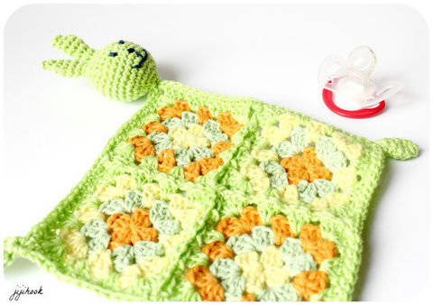 Rabbit Blanket - Crochet at Makerist