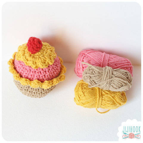 Cupcake - Crochet at Makerist