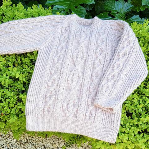 Colin Cable Sweater