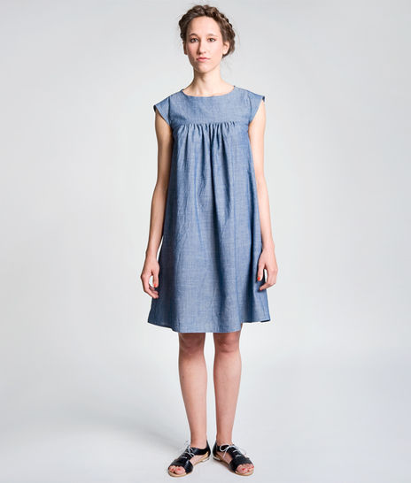 Schnittmuster und Nähanleitung Kleid Hannah bei Makerist - Bild 1
