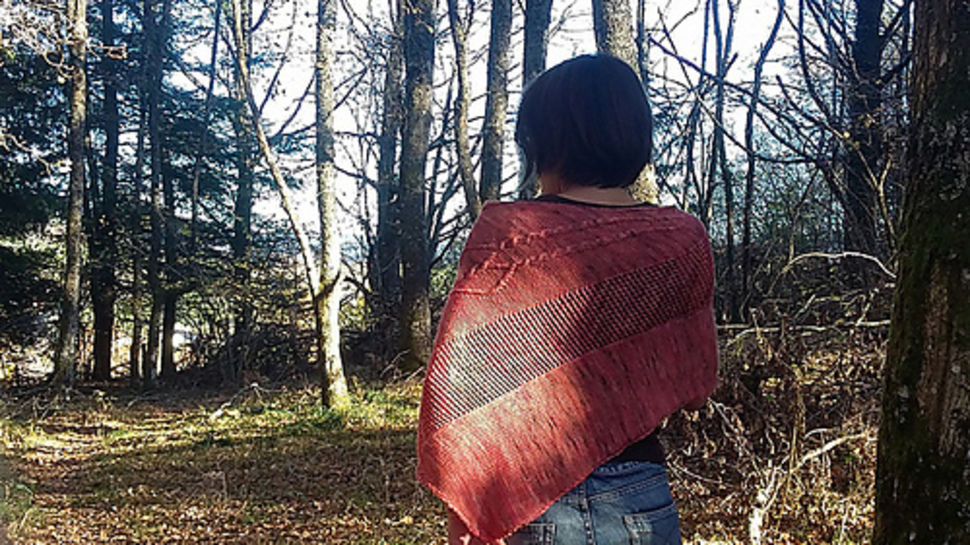 Athena shawl at Makerist - Image 1