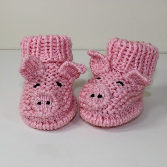 Toddler Piggy Boots at Makerist - Image 1
