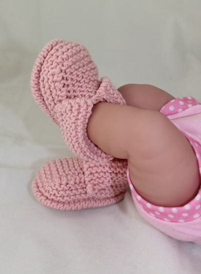 Baby's First Booties at Makerist - Image 1