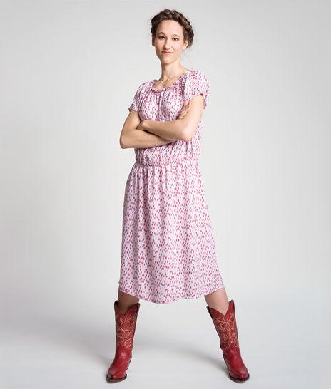 Schnittmuster und Nähanleitung Kleid Jona bei Makerist - Bild 1