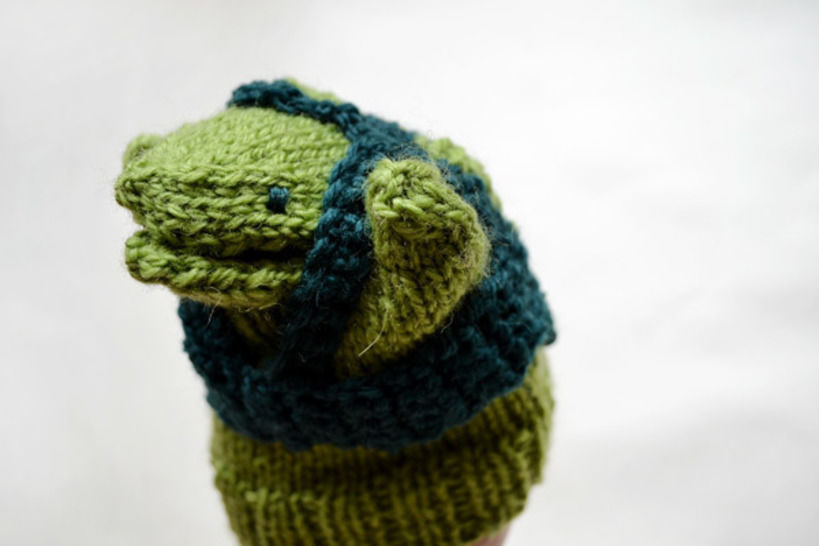 TURTLE handpuppet at Makerist - Image 1