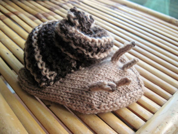 SNAIL handpuppet at Makerist - Image 1
