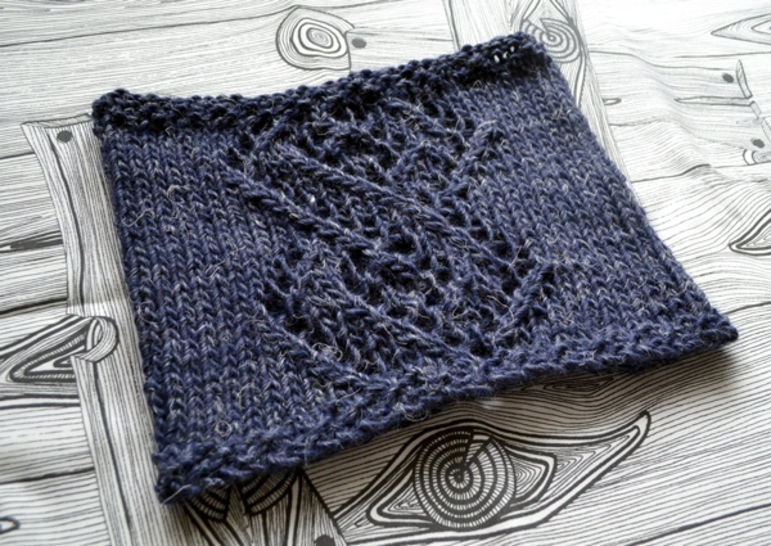 Linked winter cowl at Makerist - Image 1