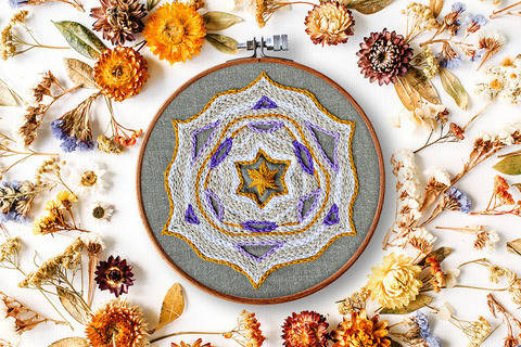 STAR mandala at Makerist