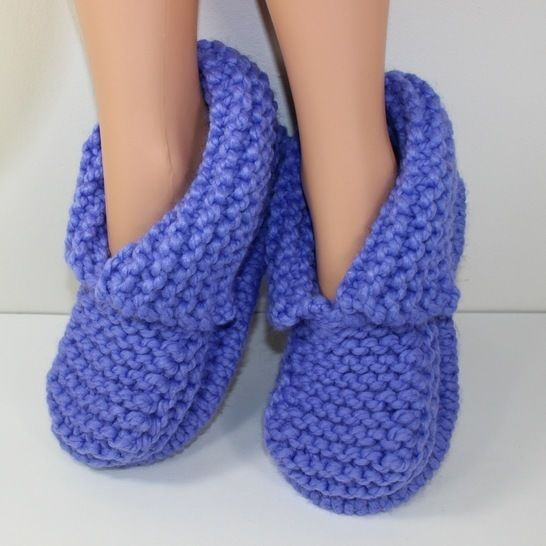 Adult Super Chunky Slippers at Makerist - Image 1