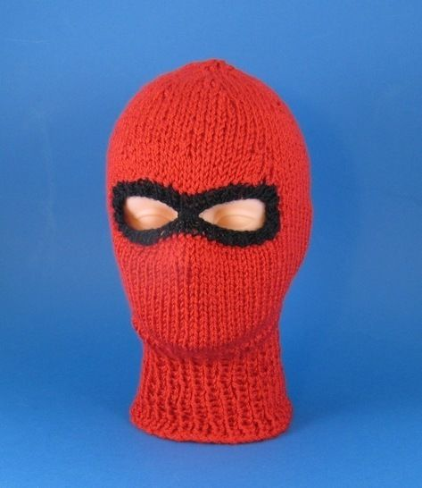Chunky Ski Mask Balaclava at Makerist - Image 1