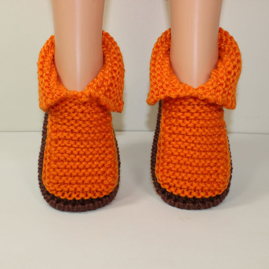 Children's Chunky Slippers at Makerist - Image 1