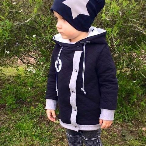 MINI-NAVEEN UNISEX Jacke/Sweatjacke bei Makerist