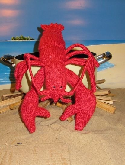 Lottie Lobster Toy at Makerist - Image 1